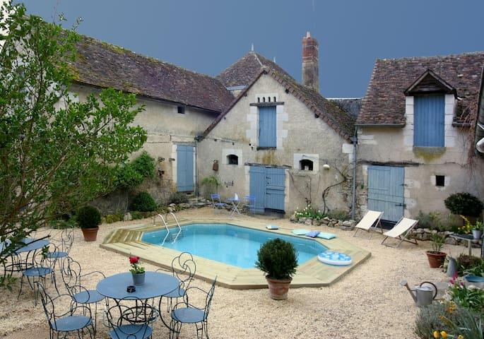 Le Comptoir et l'aquarelle - Paulmy - Huis