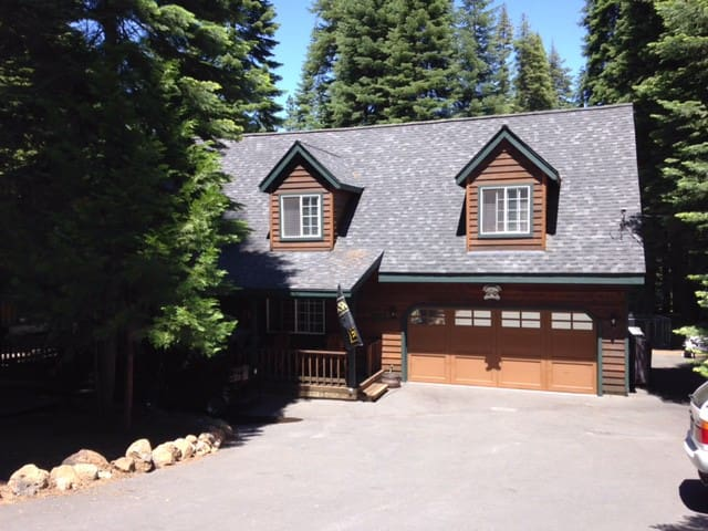 Beautiful Lake Almanor Home - Westwood - Hus