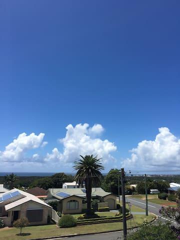 Relaxing ocean views - Banora Point - Huis