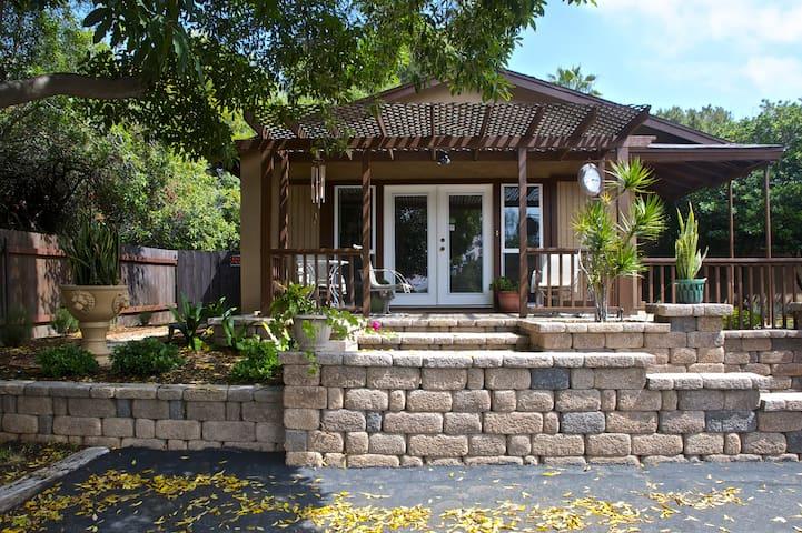 Lovely quiet 3 b 2 ba Mt Helix home - La Mesa - Ev
