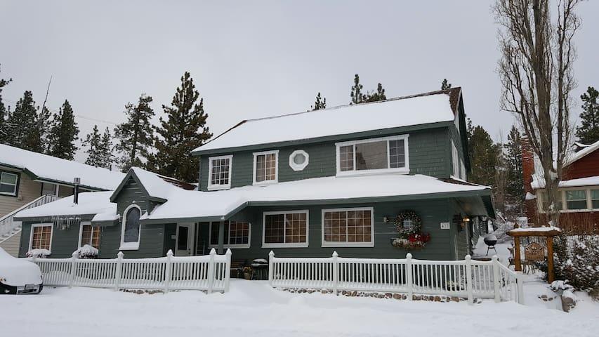 #2 Large 2 room Suite w/kitchenette - Big Bear Lake - Apartamento