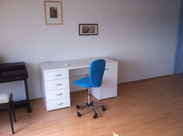 Eigenes Bad und Zimmer, 15min bis F - Dietzenbach - タウンハウス