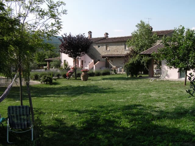 Little houses countryside Arezzo - Pieve San Giovanni - House