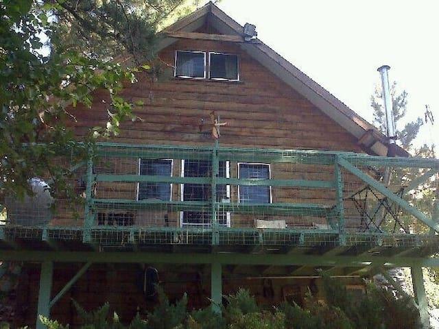 Mountain Cabin Retreat - Inyo - Hytte