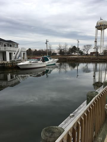 Waterfront Home Near LBI in Beach Haven West NJ - Stafford Township - Huis
