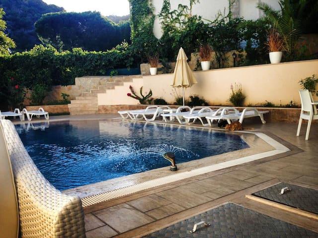 Garden Villas-Pool/TownCentre/Beach - Mugla - Maison