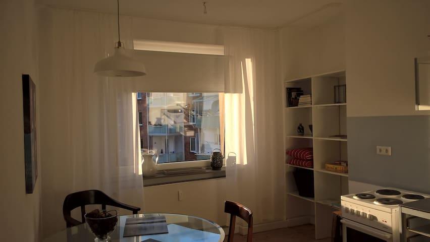 Wunderschöne 1,5-Zimmer Wohnung in zentraler Lage - 希爾德斯海姆(Hildesheim) - 公寓