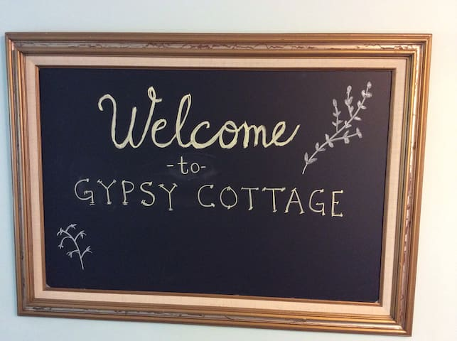 Gypsy Cottage - Staunton - Maison