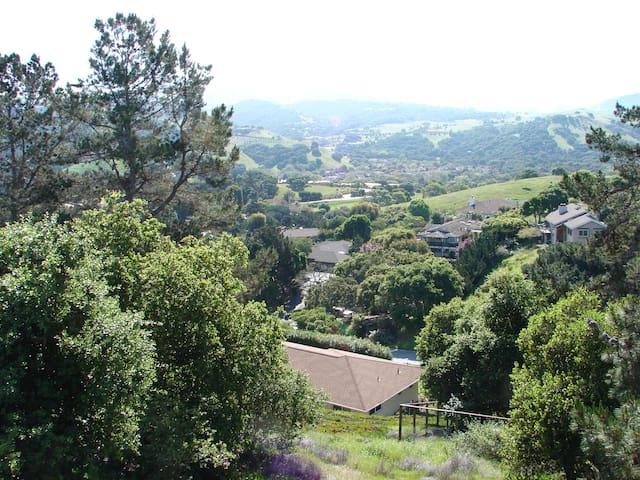 Private apartment in Monterey home - Corral De Tierra - Leilighet