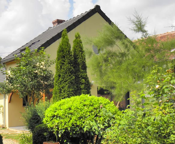 """Gîte """" La Louvière """" - Lusigny-sur-Barse - Natur lodge"""