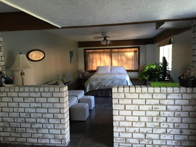 Private Studio in  NE Sarasota - Sarasota - Appartement
