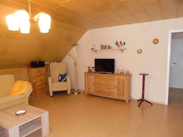 Ferienwohnung Pleißenblick - Böhlen - Отпускное жилье