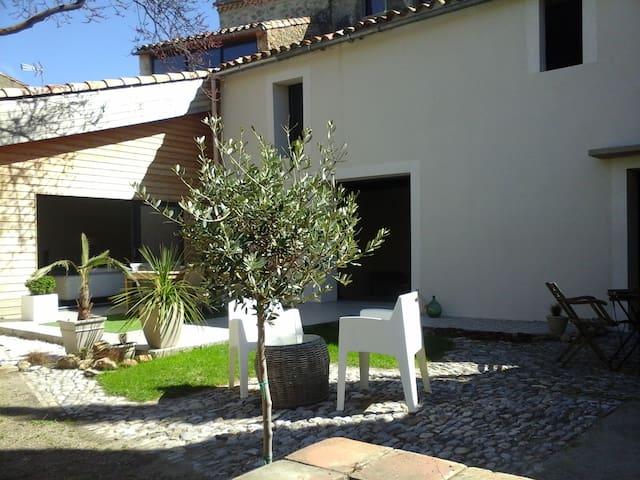 La suite Carignan - Villesèque-des-Corbières - Apartamento