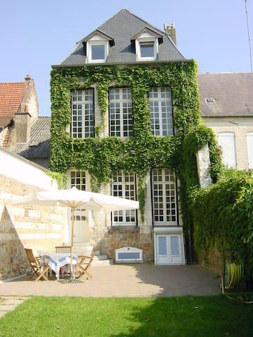 Pierre blanche - Auxi-le-Château - Casa