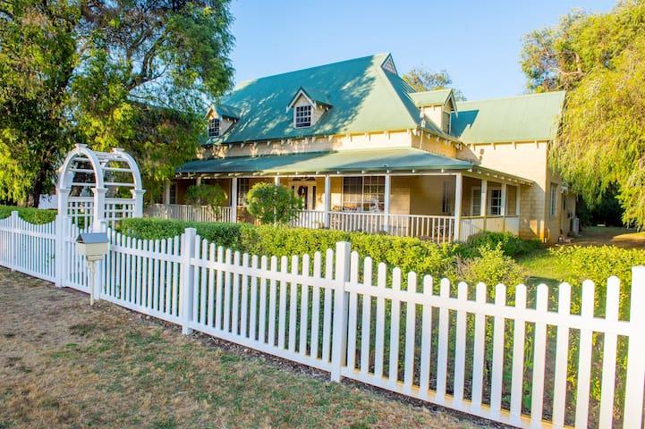 The Willows - Kangaroos - Busselton - Yalyalup - Huis