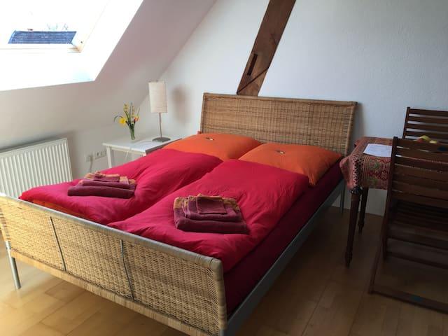 Cozy Studio near Basel EuroAirport - Bartenheim - Leilighet