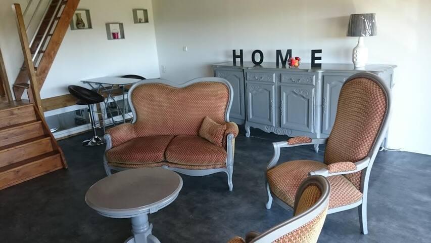 appartement à la campagne entre l'Auxois et Morvan - Censerey - Huis