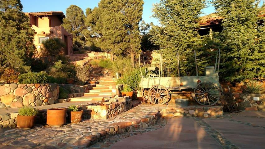 Red Rock Retreat - Sedona - Casa de huéspedes