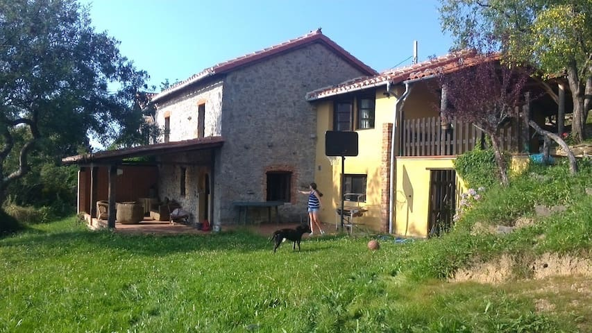 Casa Madretierra - Castañal - Huis