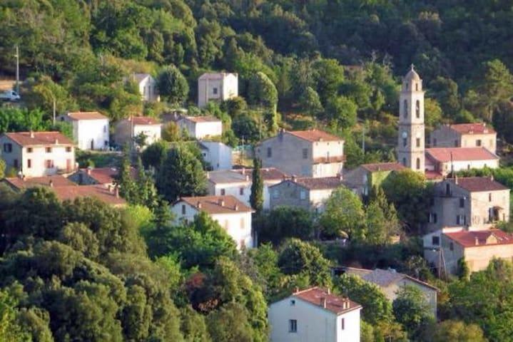 Maison région Ajaccio près du GR20 - Tavera - Casa