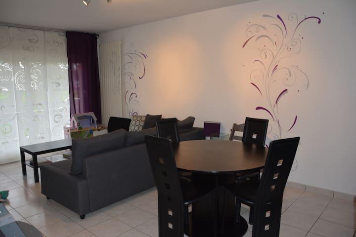 appartement 3 pièces entre caen et la mer - Blainville-sur-Orne - Квартира