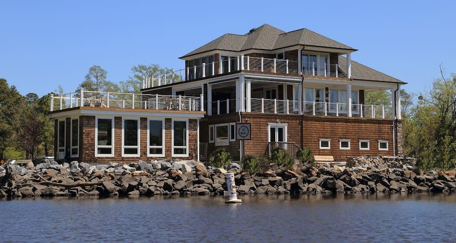 Exec. Yacht Suite-Wildlife Getaway - Chesapeake - Casa