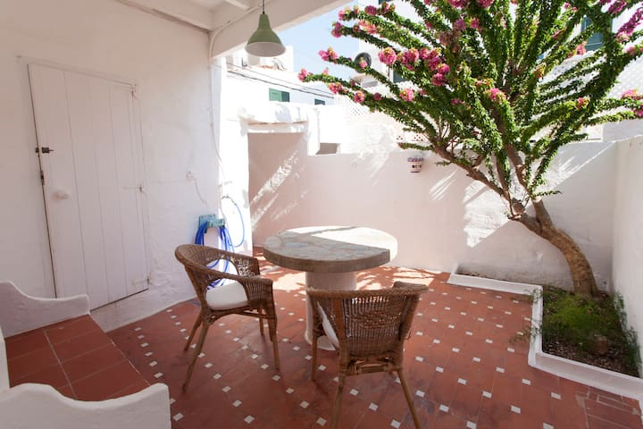 Genuine cottage in Minorca - Fornells - Dom