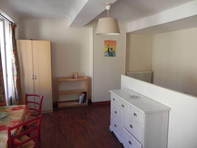 Studio confortable et coquet - Argences - Appartement