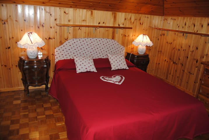 Romantica mansarda a Fenis in Valle d'Aosta - Fénis - Appartement