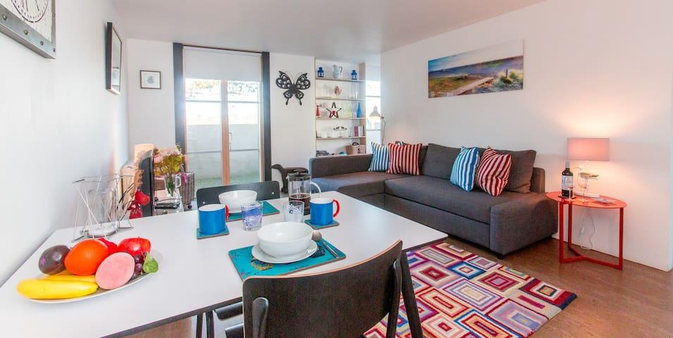 Stunning apartment overlooking Thorpeness Meare - Thorpeness - Leilighet