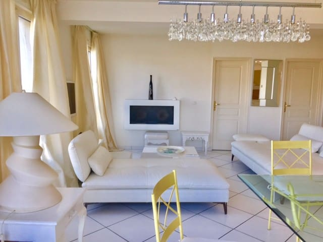 Bel appartement luxe, vue Marne - Château-Thierry - Daire