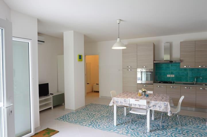 Il Turchino, Giada 2 - Marina di San Vito - Apartment