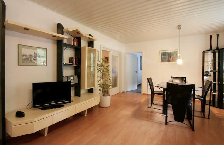 Nice holiday flat in Eifel region - Close to Trier - Auw an der Kyll - Appartement