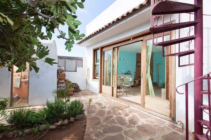 EL ARBOL DE MACADAMIA - San Cristóbal de La Laguna - Квартира