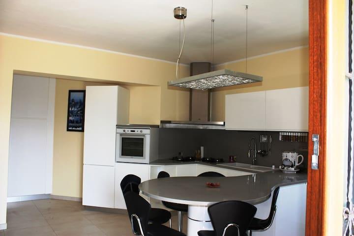 Appartamento da Anna, Montaquila - Masserie La Corte - Apartamento