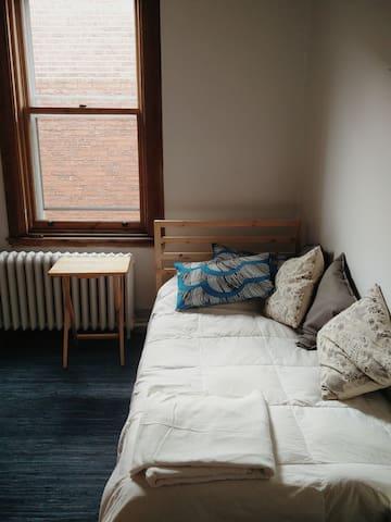 Comfy sunny room in Outremont/Mile End - Montréal - Apartament