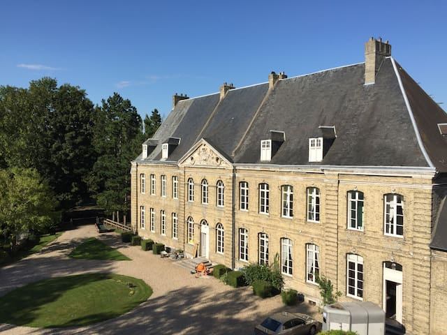 Ancienne Abbaye sainte colombe - Blendecques - Daire