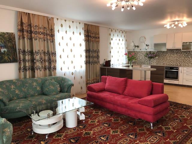Private Zimmer mit Garten - Viyana - Ev