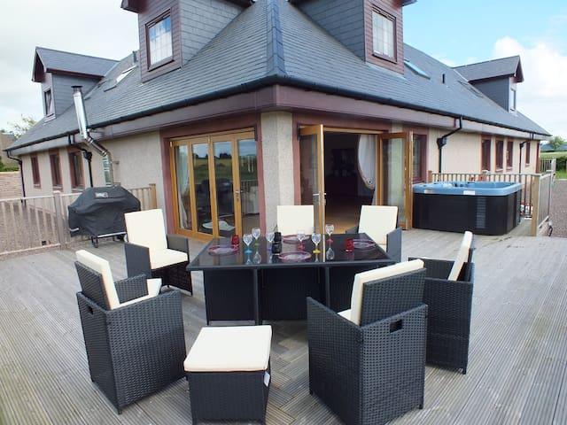 Cauldcotts House - Glencarse - Σπίτι