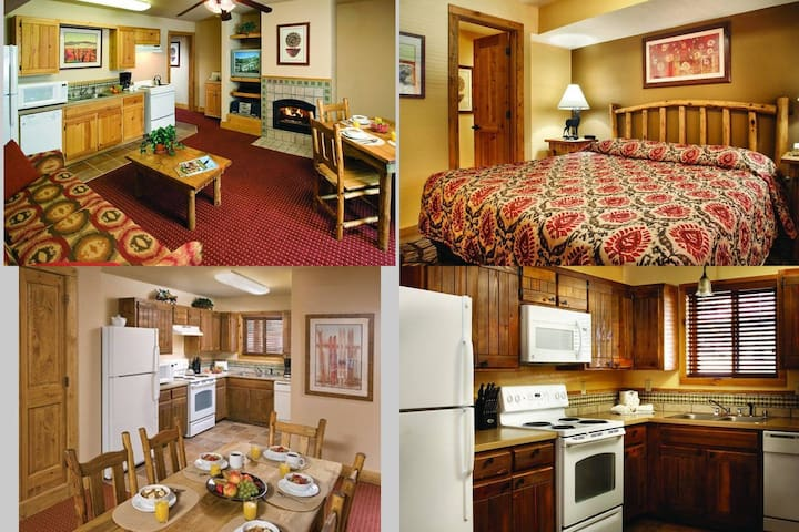 2 Bed Wyndham Red River, NM - Red River