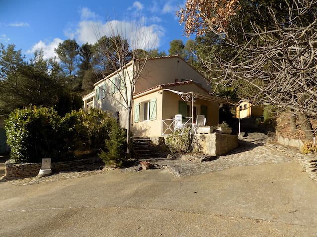 Cottage in South France near to CARCASSONNE castle - Aragon