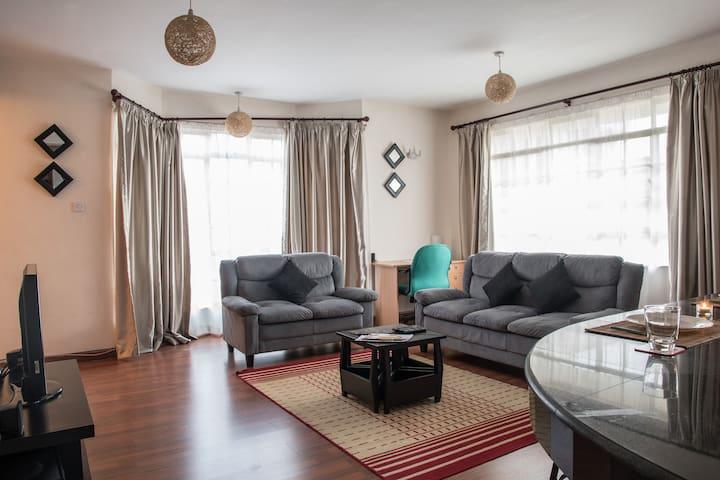 Love where you live! Apartment. - Nairobi - Daire