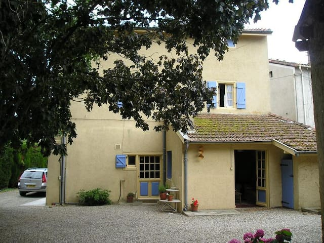 Charming Village House Close To Mirepoix - Arvigna - Huis