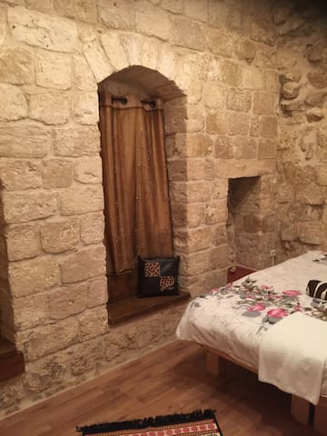 An old room in Nazareth - נצרת