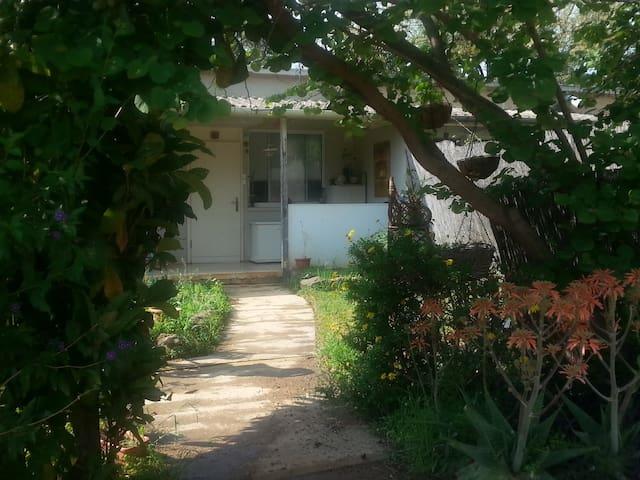 Cozy place, Kibbutz Dan - Dan - 獨棟