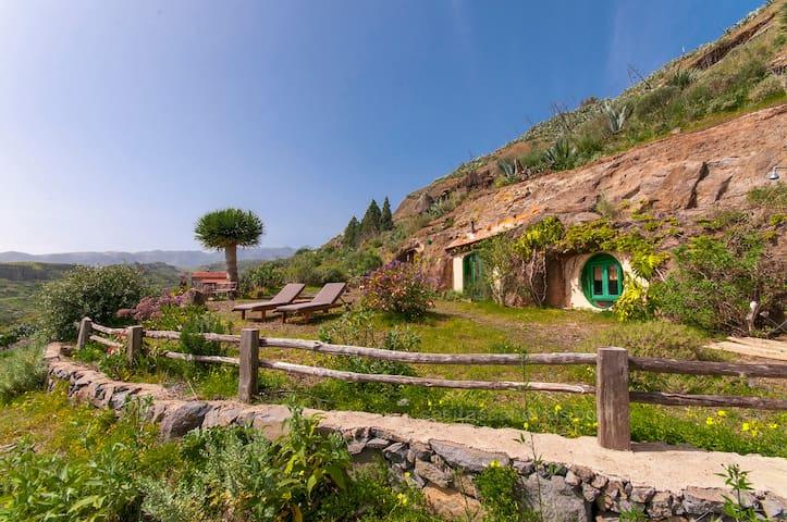 Cave house in La Atalaya (GC0123) - Santa Brígida