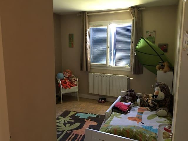 Belle maison au calme à 30 mn De Disneyland Paris - Lésigny - Departamento