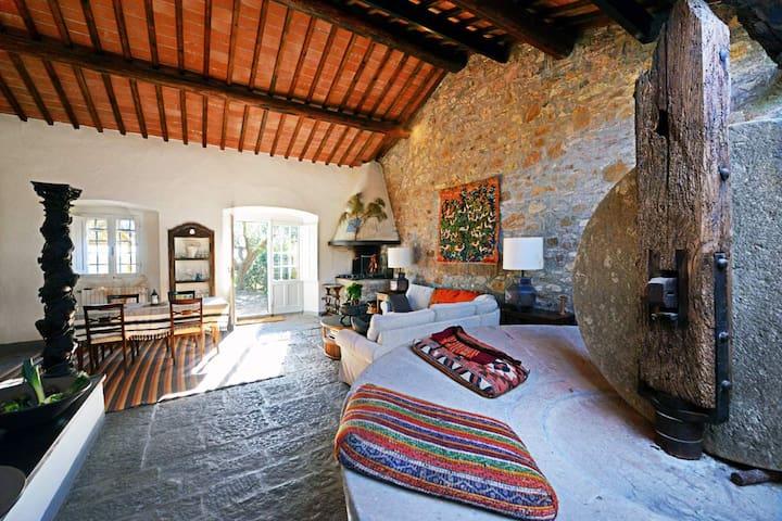 Maremma Millstone Cottage - Tuscany - Capalbio - Hus