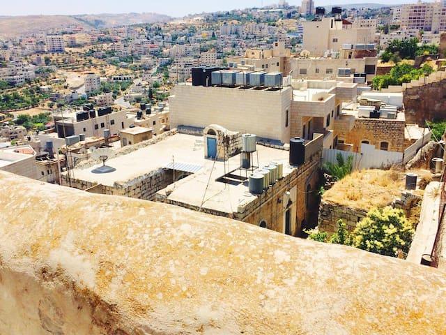Coziest place  in the center of Bethlehem - Bethlehem - Ev
