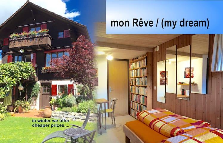 Mon Rêve (my dream) - Merligen - Huis